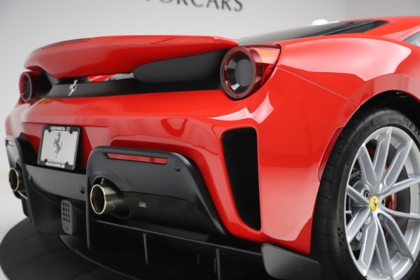 Used 2019 Ferrari 488 Pista for sale $475,900 at Maserati of Greenwich in Greenwich CT 06830 25