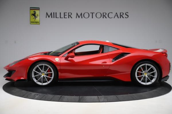 Used 2019 Ferrari 488 Pista for sale $449,900 at Maserati of Greenwich in Greenwich CT 06830 3
