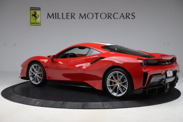 Used 2019 Ferrari 488 Pista for sale $449,900 at Maserati of Greenwich in Greenwich CT 06830 4