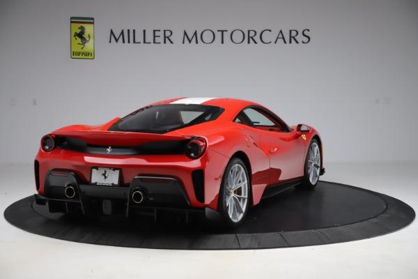 Used 2019 Ferrari 488 Pista for sale $475,900 at Maserati of Greenwich in Greenwich CT 06830 7