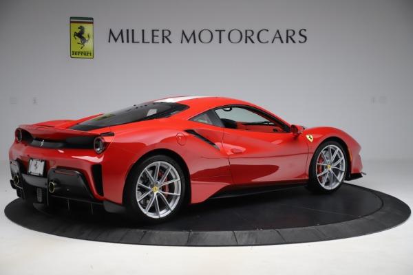 Used 2019 Ferrari 488 Pista for sale $475,900 at Maserati of Greenwich in Greenwich CT 06830 8