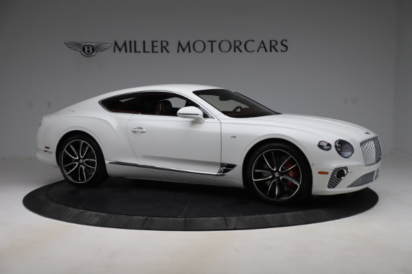 New 2020 Bentley Continental GT V8 for sale Sold at Maserati of Greenwich in Greenwich CT 06830 13