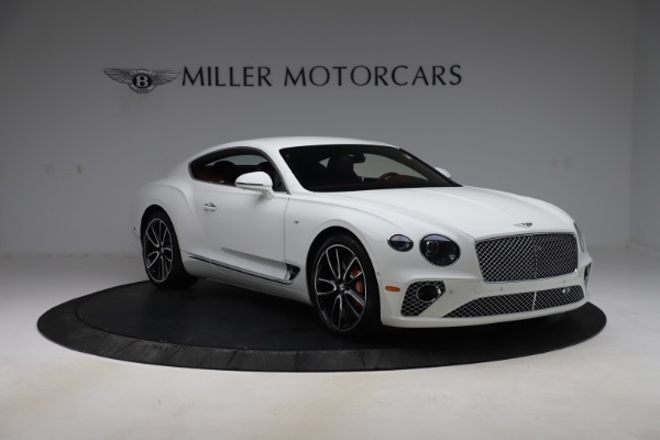New 2020 Bentley Continental GT V8 for sale Sold at Maserati of Greenwich in Greenwich CT 06830 14