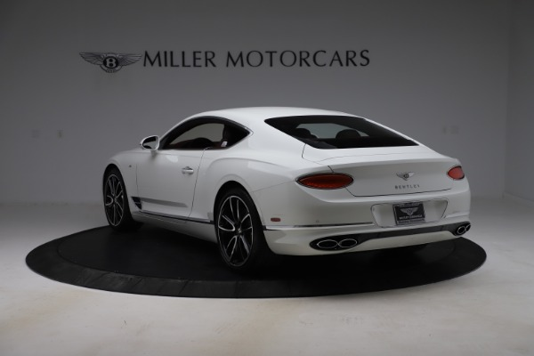 New 2020 Bentley Continental GT V8 for sale Sold at Maserati of Greenwich in Greenwich CT 06830 6