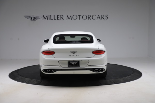 New 2020 Bentley Continental GT V8 for sale Sold at Maserati of Greenwich in Greenwich CT 06830 8