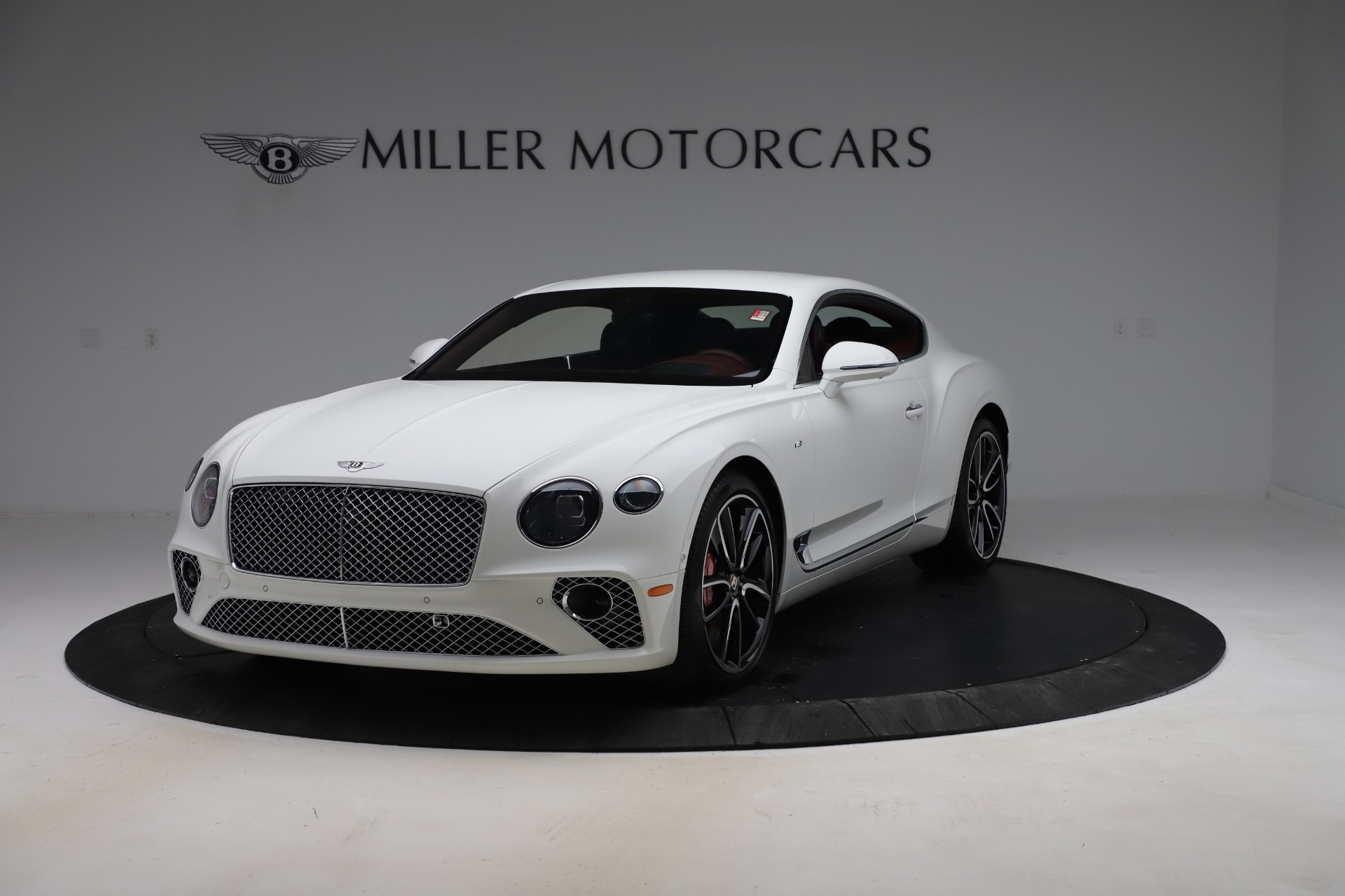 New 2020 Bentley Continental GT V8 for sale Sold at Maserati of Greenwich in Greenwich CT 06830 1