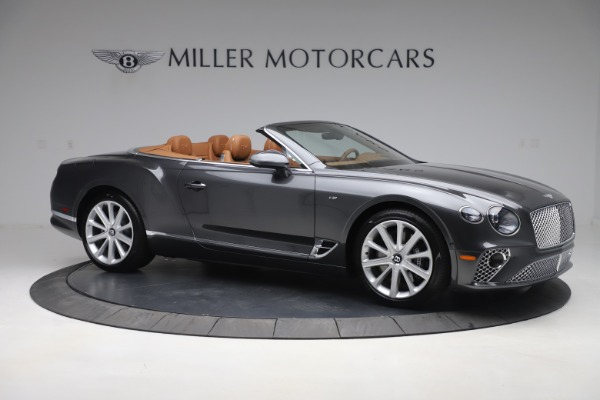 New 2020 Bentley Continental GTC V8 for sale $266,665 at Maserati of Greenwich in Greenwich CT 06830 10