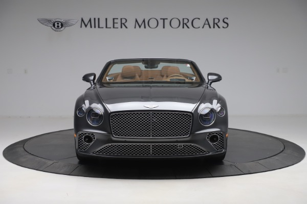 New 2020 Bentley Continental GTC V8 for sale $266,665 at Maserati of Greenwich in Greenwich CT 06830 13