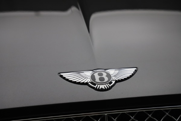 New 2020 Bentley Continental GTC V8 for sale $266,665 at Maserati of Greenwich in Greenwich CT 06830 14