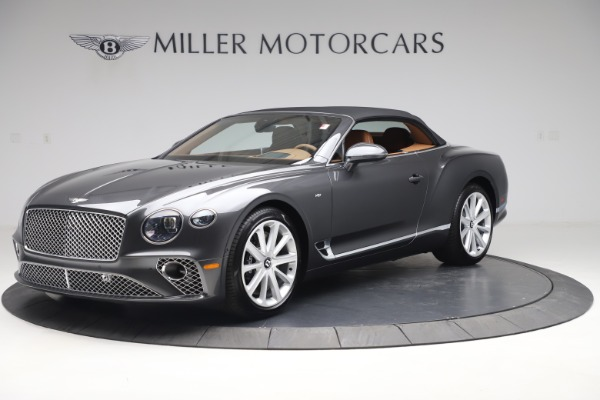 New 2020 Bentley Continental GTC V8 for sale $266,665 at Maserati of Greenwich in Greenwich CT 06830 16