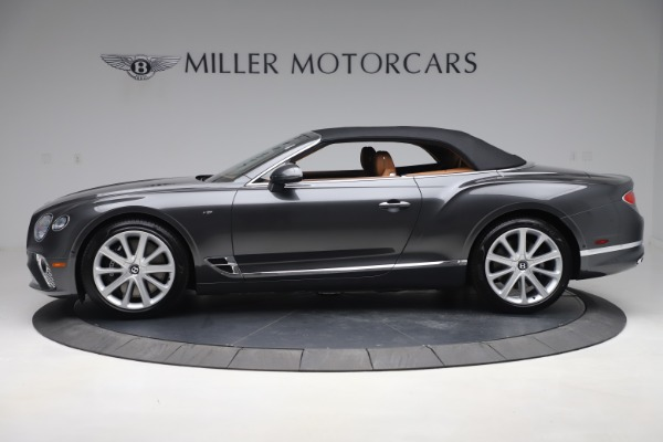 New 2020 Bentley Continental GTC V8 for sale $266,665 at Maserati of Greenwich in Greenwich CT 06830 17