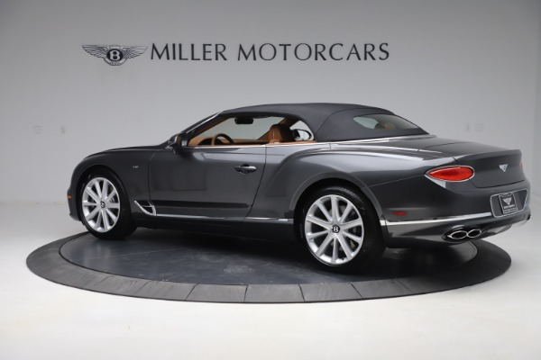 New 2020 Bentley Continental GTC V8 for sale $266,665 at Maserati of Greenwich in Greenwich CT 06830 18