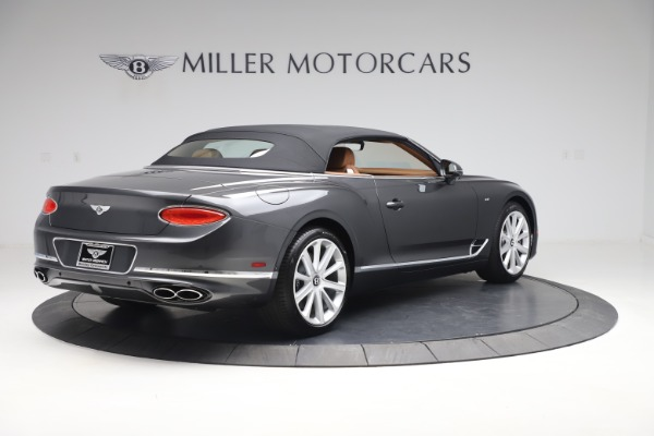 New 2020 Bentley Continental GTC V8 for sale $266,665 at Maserati of Greenwich in Greenwich CT 06830 19