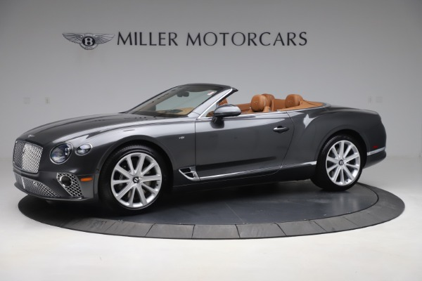 New 2020 Bentley Continental GTC V8 for sale $266,665 at Maserati of Greenwich in Greenwich CT 06830 2