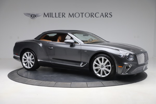 New 2020 Bentley Continental GTC V8 for sale $266,665 at Maserati of Greenwich in Greenwich CT 06830 22