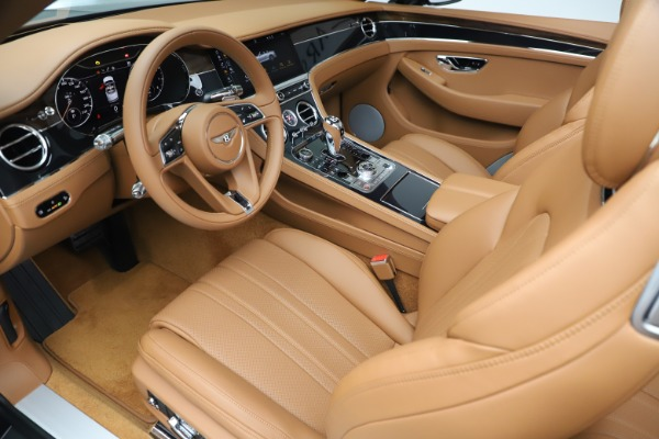 New 2020 Bentley Continental GTC V8 for sale $266,665 at Maserati of Greenwich in Greenwich CT 06830 25