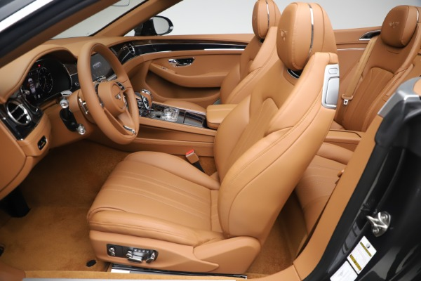 New 2020 Bentley Continental GTC V8 for sale $266,665 at Maserati of Greenwich in Greenwich CT 06830 26