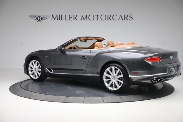 New 2020 Bentley Continental GTC V8 for sale $266,665 at Maserati of Greenwich in Greenwich CT 06830 4