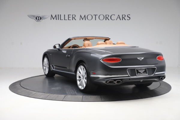 New 2020 Bentley Continental GTC V8 for sale $266,665 at Maserati of Greenwich in Greenwich CT 06830 5