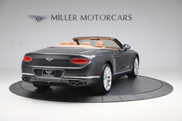 New 2020 Bentley Continental GTC V8 for sale $266,665 at Maserati of Greenwich in Greenwich CT 06830 7