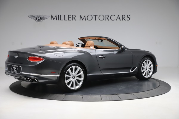 New 2020 Bentley Continental GTC V8 for sale $266,665 at Maserati of Greenwich in Greenwich CT 06830 8