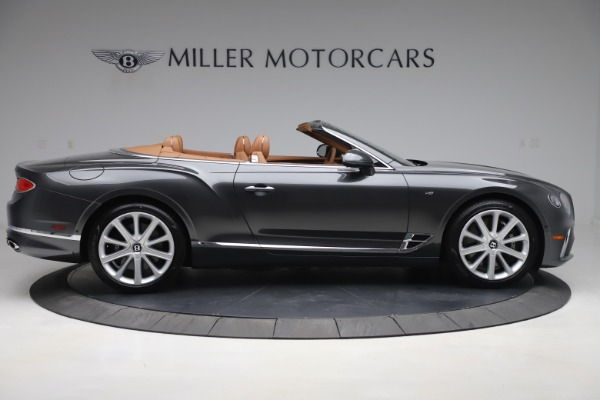 New 2020 Bentley Continental GTC V8 for sale $266,665 at Maserati of Greenwich in Greenwich CT 06830 9