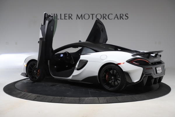 Used 2019 McLaren 600LT Coupe for sale $229,990 at Maserati of Greenwich in Greenwich CT 06830 11