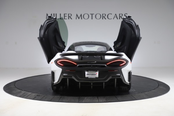 Used 2019 McLaren 600LT Coupe for sale $229,990 at Maserati of Greenwich in Greenwich CT 06830 12
