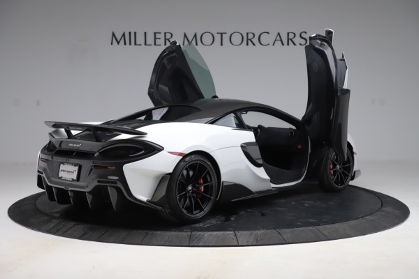 Used 2019 McLaren 600LT Coupe for sale $229,990 at Maserati of Greenwich in Greenwich CT 06830 13