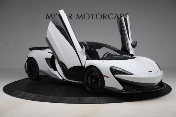 Used 2019 McLaren 600LT Coupe for sale $229,990 at Maserati of Greenwich in Greenwich CT 06830 14