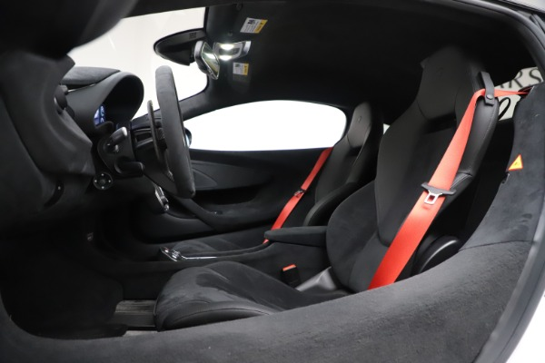 Used 2019 McLaren 600LT Coupe for sale $229,990 at Maserati of Greenwich in Greenwich CT 06830 17