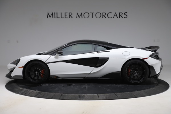 Used 2019 McLaren 600LT Coupe for sale $229,990 at Maserati of Greenwich in Greenwich CT 06830 2