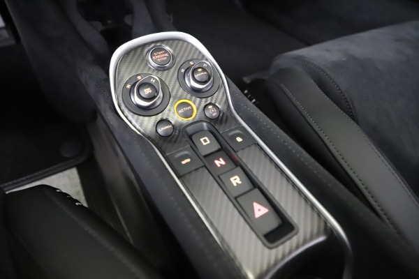 Used 2019 McLaren 600LT Coupe for sale $229,990 at Maserati of Greenwich in Greenwich CT 06830 21
