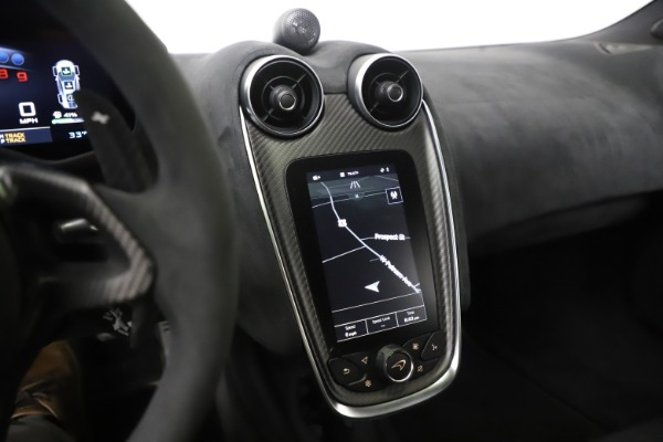 Used 2019 McLaren 600LT Coupe for sale $229,990 at Maserati of Greenwich in Greenwich CT 06830 22