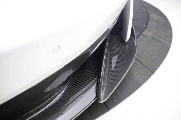 Used 2019 McLaren 600LT Coupe for sale $229,990 at Maserati of Greenwich in Greenwich CT 06830 27