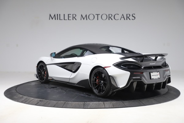 Used 2019 McLaren 600LT Coupe for sale $229,990 at Maserati of Greenwich in Greenwich CT 06830 3