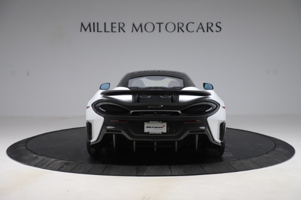 Used 2019 McLaren 600LT Coupe for sale $229,990 at Maserati of Greenwich in Greenwich CT 06830 4