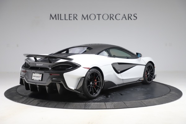 Used 2019 McLaren 600LT Coupe for sale $229,990 at Maserati of Greenwich in Greenwich CT 06830 5