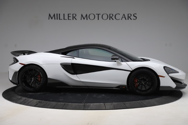 Used 2019 McLaren 600LT Coupe for sale $229,990 at Maserati of Greenwich in Greenwich CT 06830 6