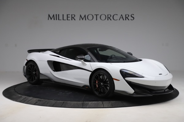 Used 2019 McLaren 600LT Coupe for sale $229,990 at Maserati of Greenwich in Greenwich CT 06830 7