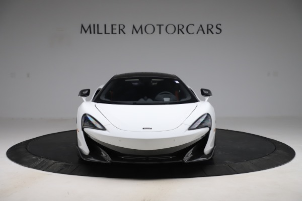 Used 2019 McLaren 600LT Coupe for sale $229,990 at Maserati of Greenwich in Greenwich CT 06830 8