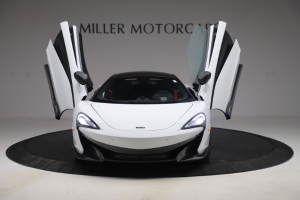 Used 2019 McLaren 600LT Coupe for sale $229,990 at Maserati of Greenwich in Greenwich CT 06830 9