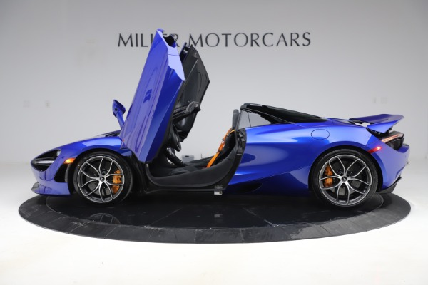 New 2020 McLaren 720S Spider Convertible for sale $364,090 at Maserati of Greenwich in Greenwich CT 06830 11