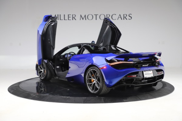 New 2020 McLaren 720S Spider Convertible for sale $364,090 at Maserati of Greenwich in Greenwich CT 06830 12