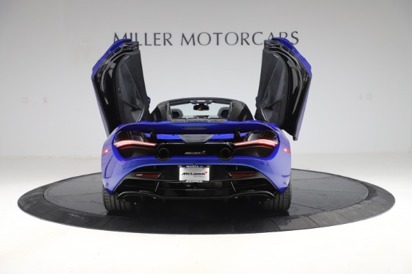 New 2020 McLaren 720S Spider Convertible for sale $364,090 at Maserati of Greenwich in Greenwich CT 06830 13