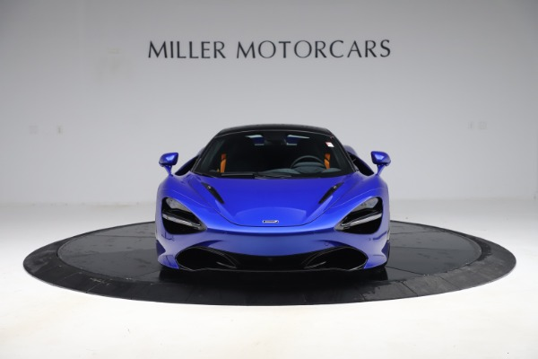 New 2020 McLaren 720S Spider Convertible for sale $364,090 at Maserati of Greenwich in Greenwich CT 06830 17
