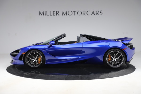 New 2020 McLaren 720S Spider Convertible for sale $364,090 at Maserati of Greenwich in Greenwich CT 06830 2