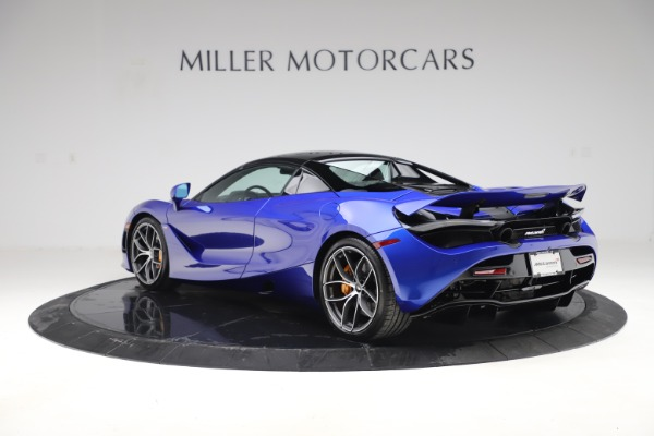 New 2020 McLaren 720S Spider Convertible for sale $364,090 at Maserati of Greenwich in Greenwich CT 06830 20