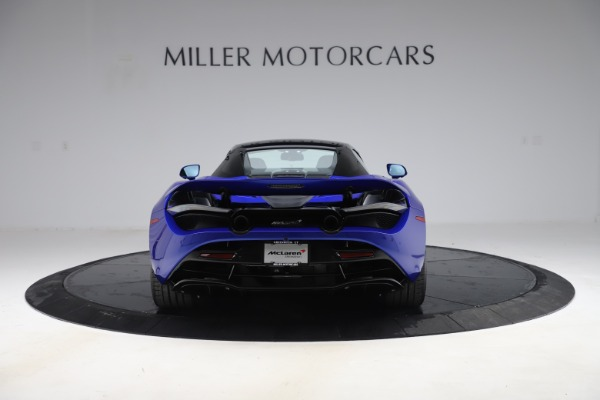 New 2020 McLaren 720S Spider Convertible for sale $364,090 at Maserati of Greenwich in Greenwich CT 06830 21