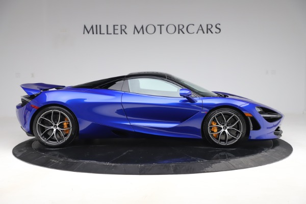 New 2020 McLaren 720S Spider Convertible for sale $364,090 at Maserati of Greenwich in Greenwich CT 06830 23